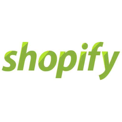 ecommerce, shopify, shopping icon