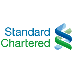 chartered, finance, logo, method, online, payment, standard icon