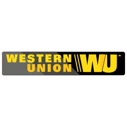 banner, finance, method, online, payment, union, western icon