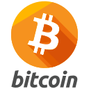 bitcoin, finance, logo, method, online, payment icon