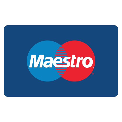 card, credit, maestro icon