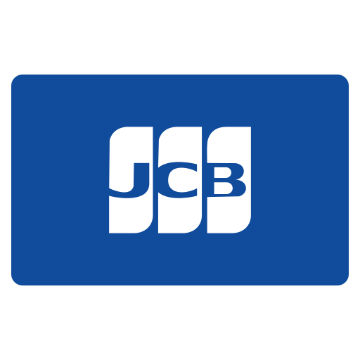 card, credit, jcb icon