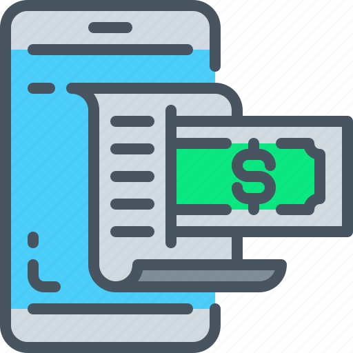 app, cash, check, interface, online payment, payment, ui icon