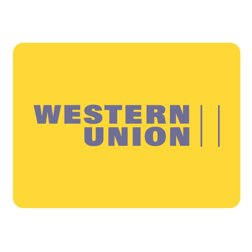 pay, payment, westernunion icon