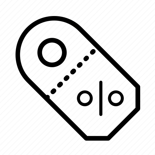 discount, label, sale, sale tag, tag icon