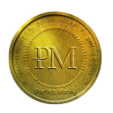 coin, gold, money, perfect, perfectmoney icon