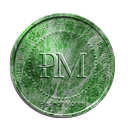 coin, malahit, money, perfect, perfectmoney icon