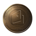 bronze, coin, webmoney, yandex money icon