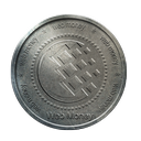 coin, silver, webmoney icon