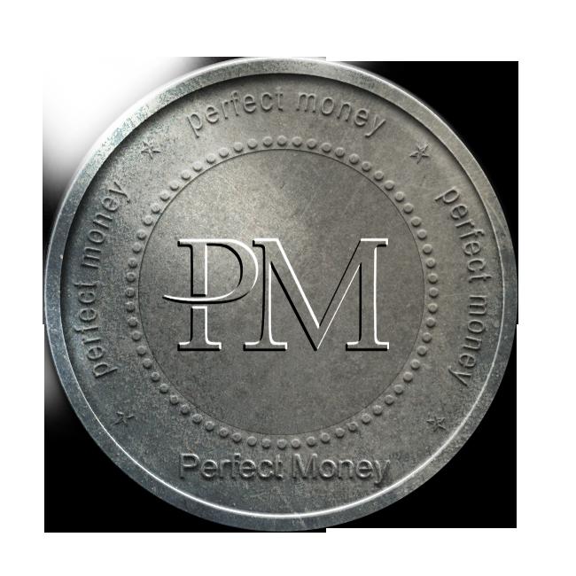 money, perfect, perfectmoney, silver icon