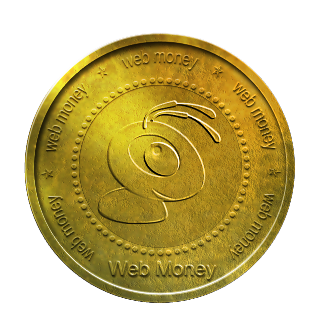 ant, coin, gold, webmoney icon