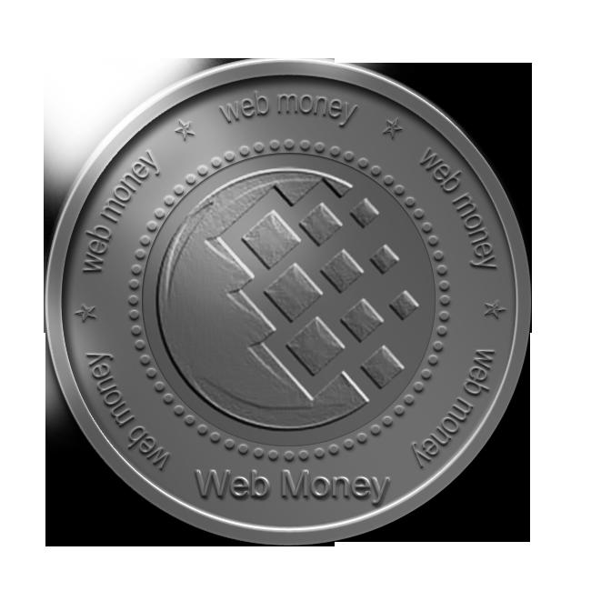 coin, webmoney icon
