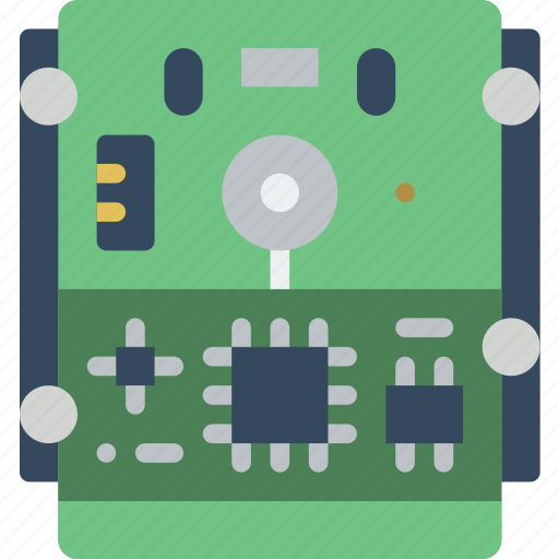 Component, computer, drive, hard, hardware, pc icon - Download on Iconfinder
