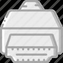component, computer, hardware, hdmi, pc icon