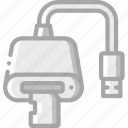 card, component, computer, hardware, pc, reader icon