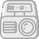 component, computer, hardware, pc, projector icon