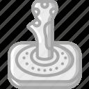 component, computer, hardware, joystick, pc icon