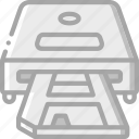 component, computer, disc, drive, floppy, hardware, pc icon