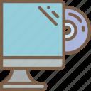 component, computer, disc, insert, pc