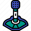 component, computer, hardware, microphone, pc icon