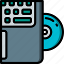 component, computer, disc, insert, laptop, pc icon