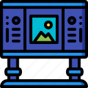 component, computer, hardware, pc, tablet icon