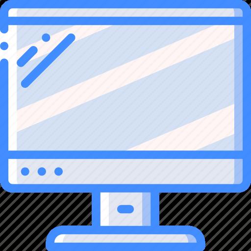 component, computer, hardware, monitor, pc icon