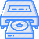 component, computer, disc, drive, hardware, pc icon