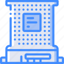 component, computer, hardware, overdrive, pc, processor icon