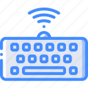 component, computer, hardware, keyboard, pc, wireless icon