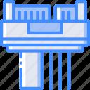 cable, component, computer, hardware, pc, sata icon