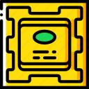 component, computer, cpu, hardware, pc icon