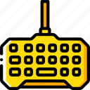 component, computer, hardware, keyboard, pc, wired icon