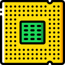 component, computer, hardware, pc, processor icon