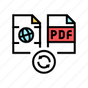 convert, web, site, page, to, pdf, file