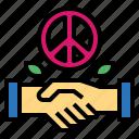 cooperation, handshake, love, peace