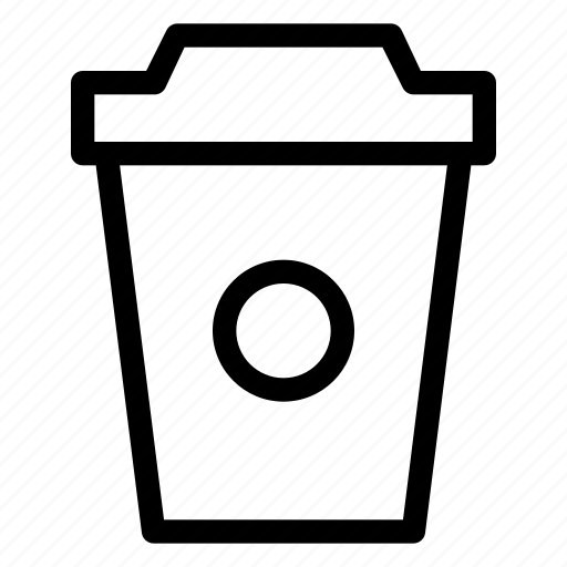 coffe, cup, food, go, takeout icon