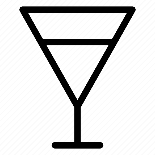 alcohol, drink, food, martini, party icon