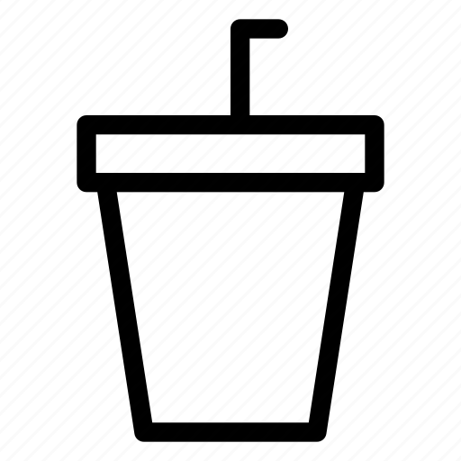 cup, drink, food, out, takeaway icon