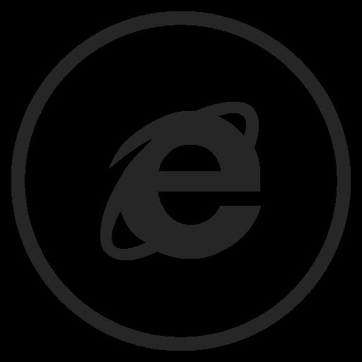 browser, edge, internet icon