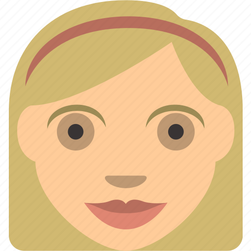 Blonde, female, lady, mama icon - Download on Iconfinder