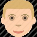 avatar, face, man, papa icon
