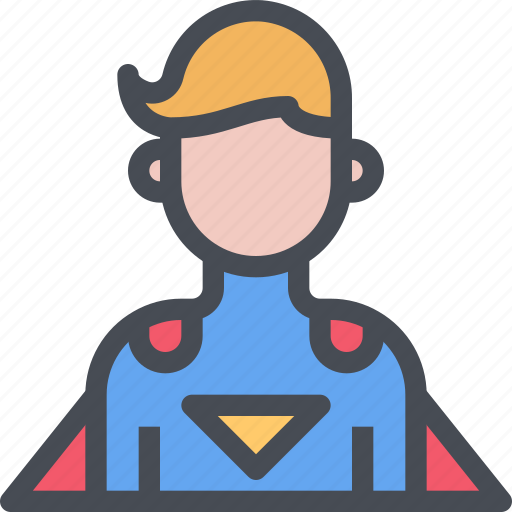 avatar, hero, male, man, people, superhero, user icon