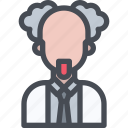avatar, doctor, male, man, medical, people, user icon
