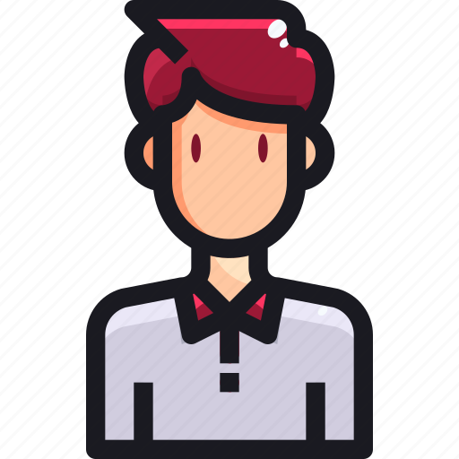 Avatar, character, man, people, user icon - Download on Iconfinder