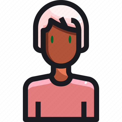 avatar, character, people, user, woman icon