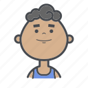 avatars, boy, male, man, people, sport, user icon
