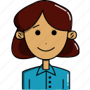 avatar, avatars, characters, cute, faces, people, woman