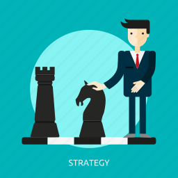 arrow, business, goal, organization, people, plan, strategy icon