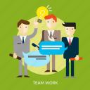 business, people, success, team, teamwork, work